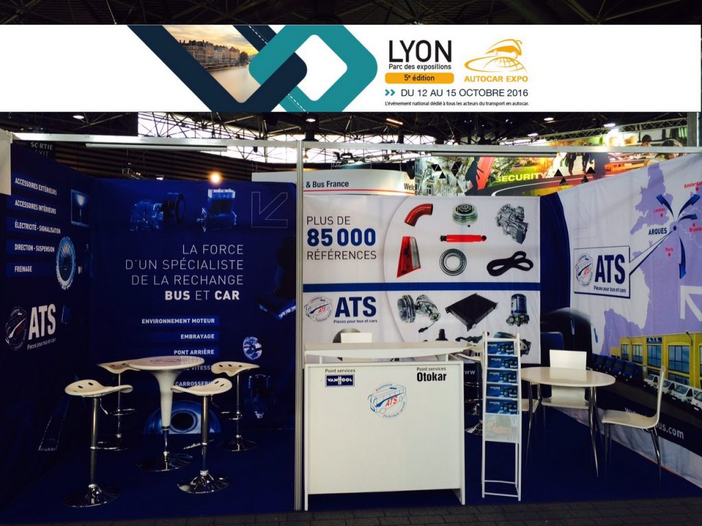 Actualit s ats for Salon lyon 2016